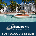 Oaks Resort Port Douglas Wisdom banner