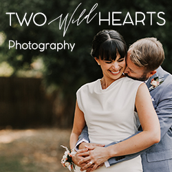 Two Wild Hearts Weddings banner