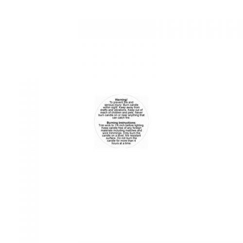 Warning Label - 3cm