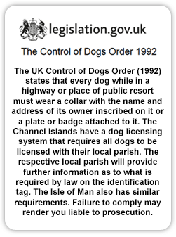 Control of Dogs