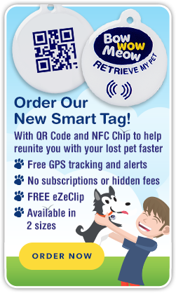 Order your Smart Tag