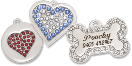 Bling Tags