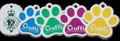 Crufts tags