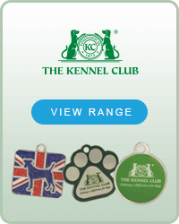 The kennel Club tags