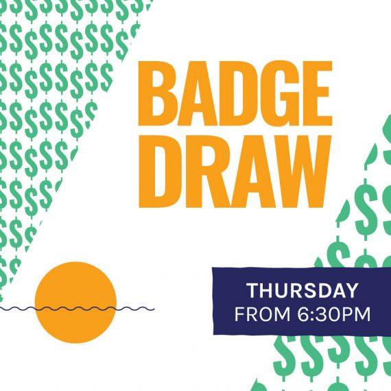 Badge Draw