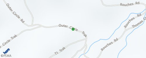 Outer Circle Track
