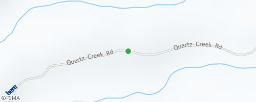 Quartz Creek Rd