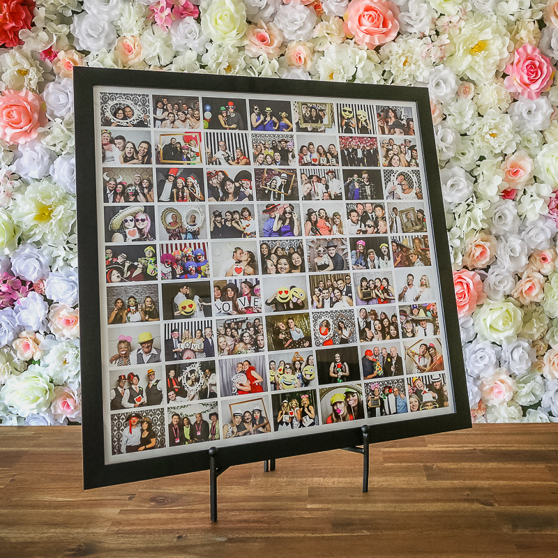 Photo Booth Keepsake Print
