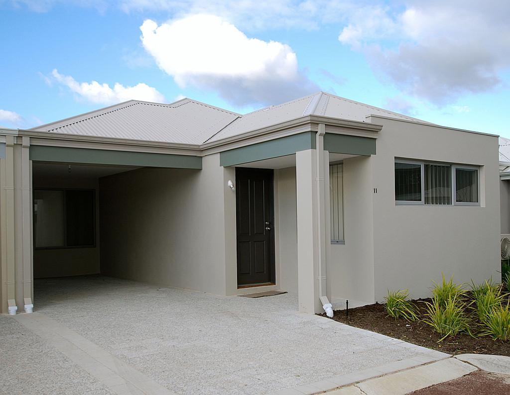Stylish villa in secure complex!