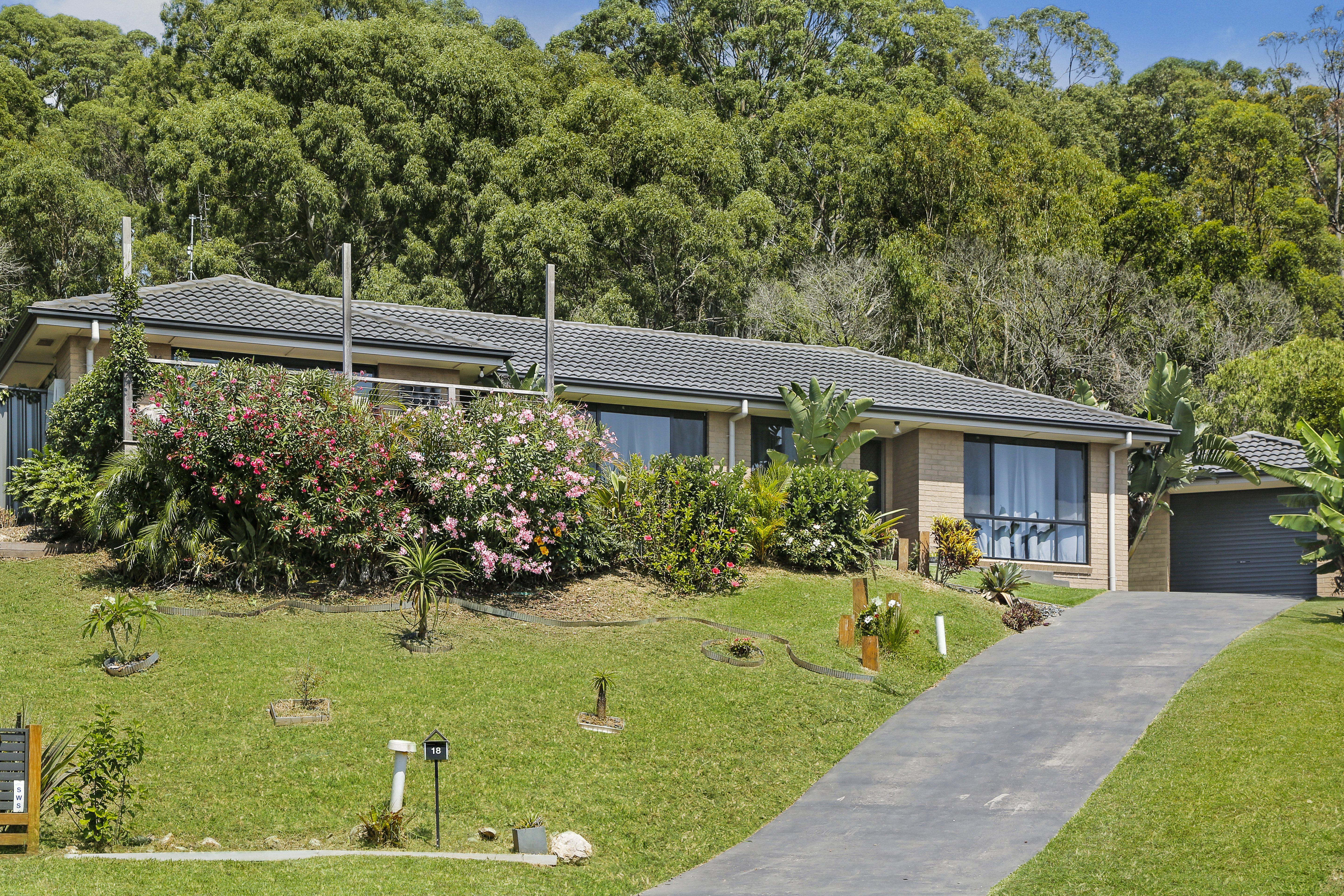 Water Views, Contemporary & Tranquil