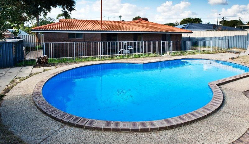 Easy Living With A Pool!