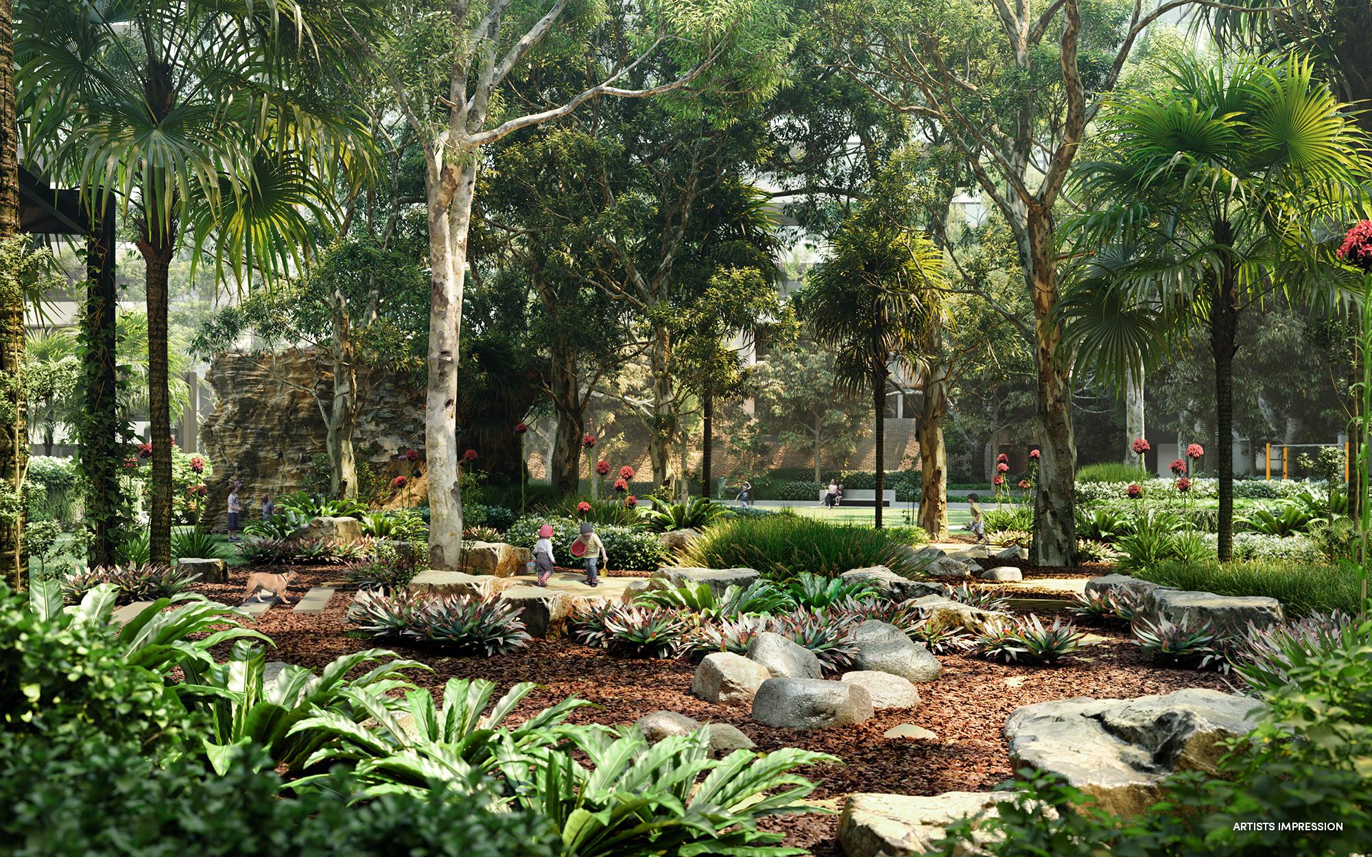 Melrose Park NSW