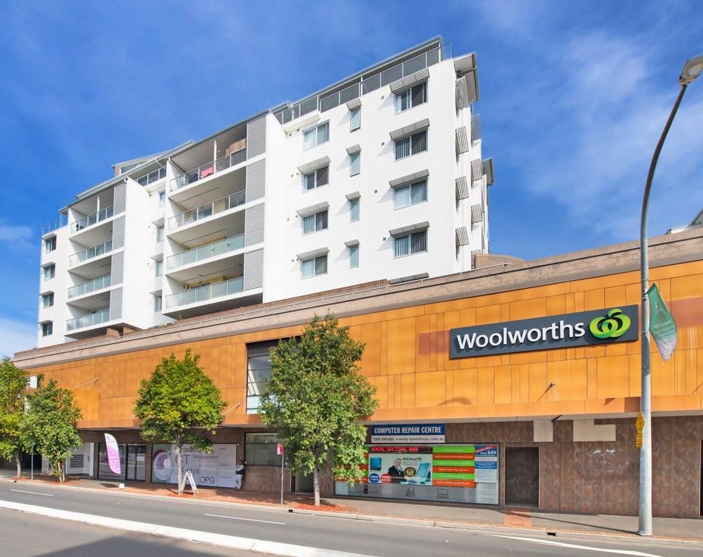 505/8 CORNELIA ROAD, Toongabbie NSW