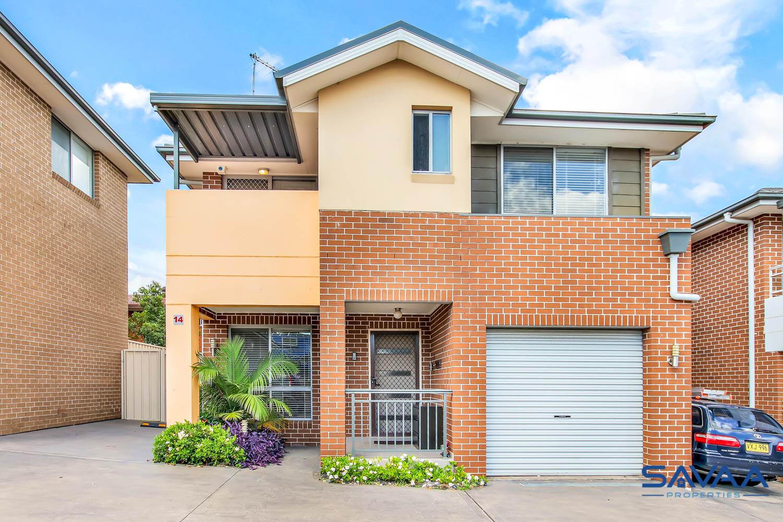 14/106 CORNELIA ROAD, Toongabbie NSW