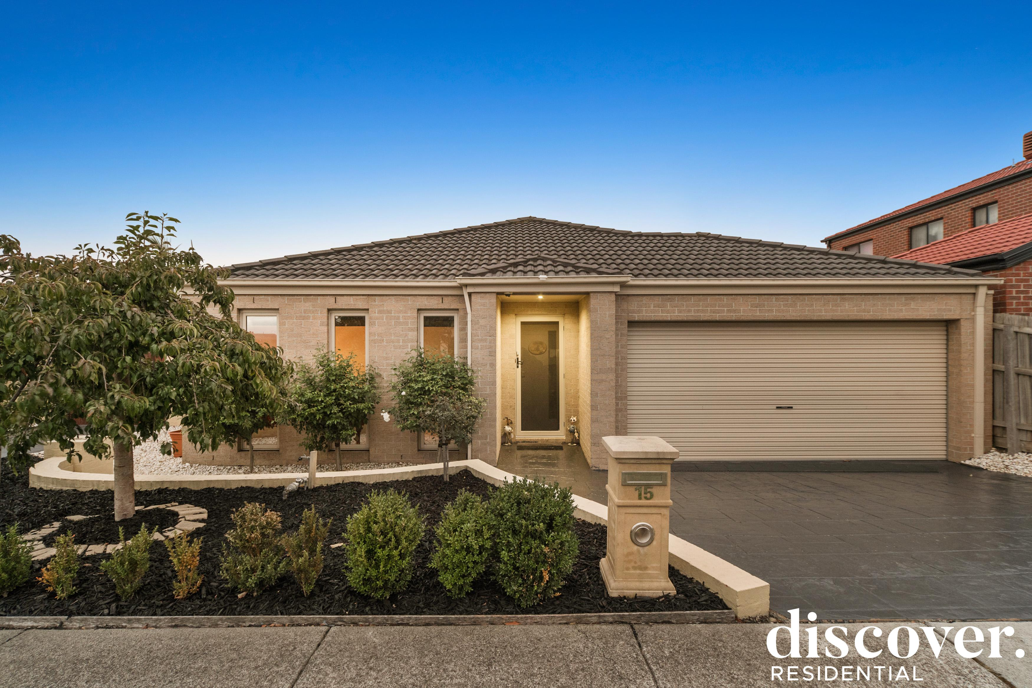 15 Diamond Parade, SKYE, VIC, 3977 - Image