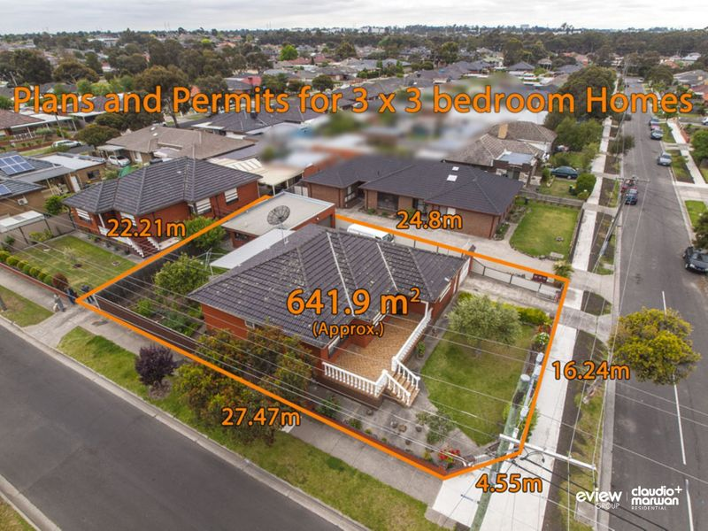1 Richmond Street, HADFIELD, VIC, 3046 - Image