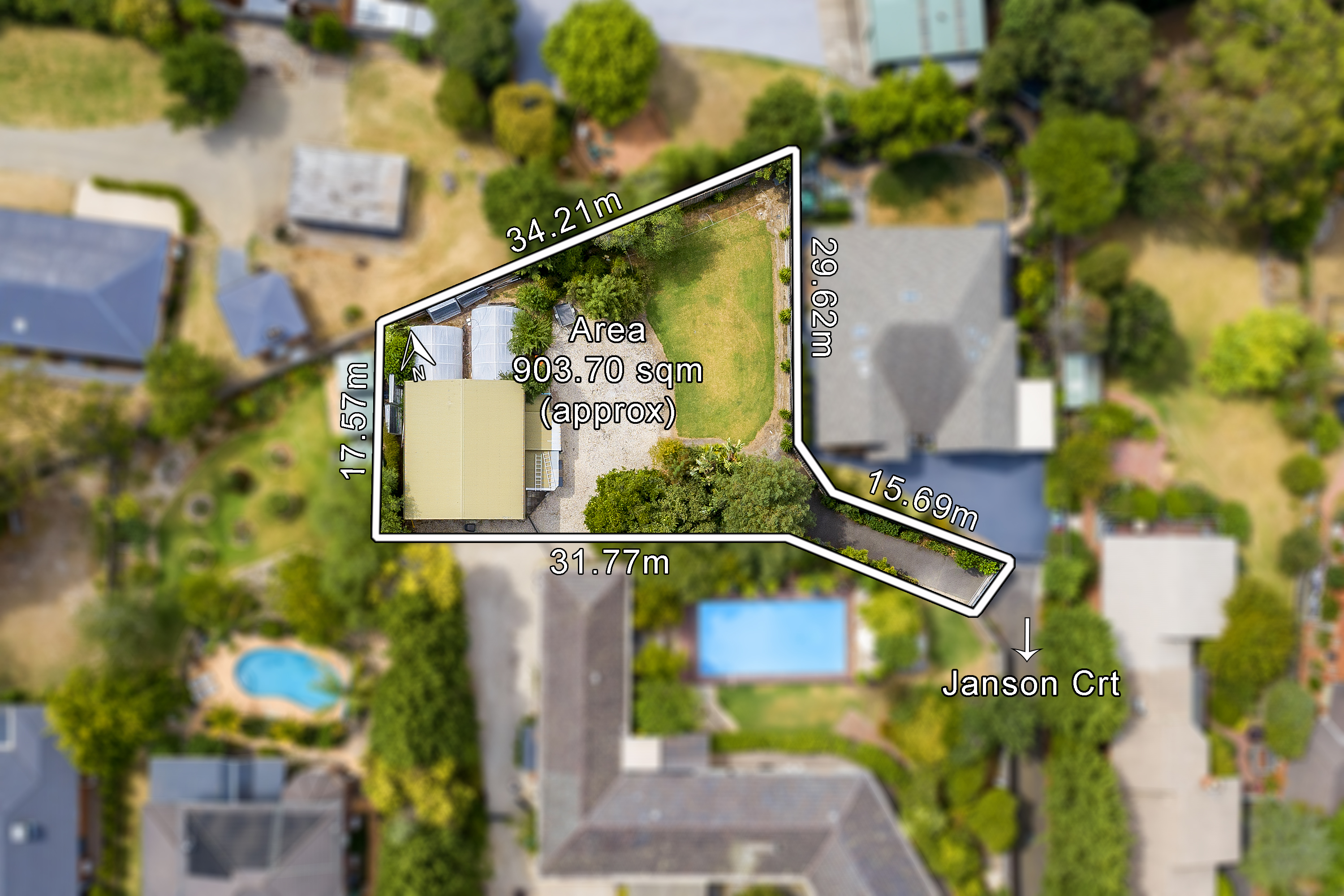 11 Janson Court, CROYDON NORTH, VIC, 3136 - Image