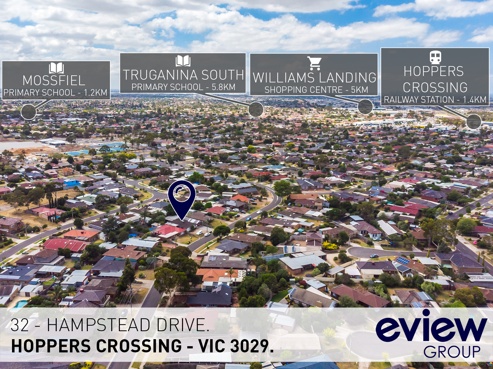 32 Hampstead Drive, HOPPERS CROSSING, VIC, 3029 - Image