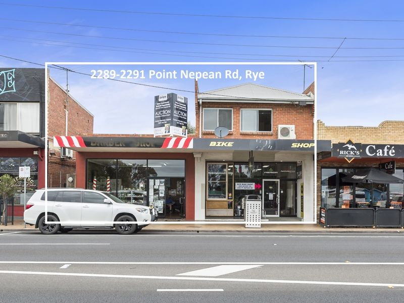2289-2291 Point Nepean Rd, RYE, VIC, 3941 - Image