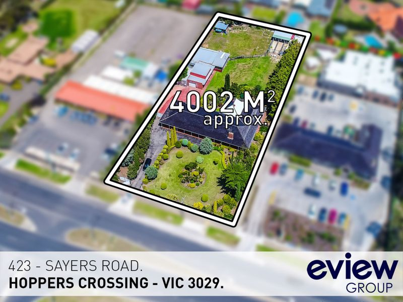 423 Sayers Road, HOPPERS CROSSING, VIC, 3029 - Image