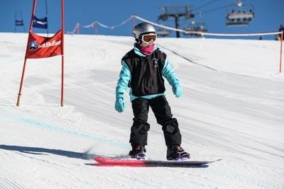 Snowboard Race Bourke St