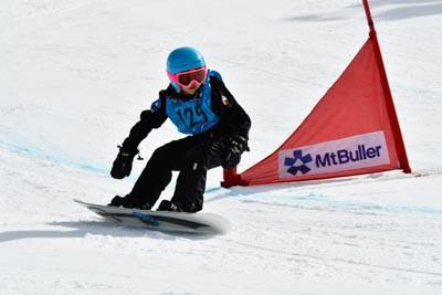 IS SNB GS Div 4&5 Girls Race Shots