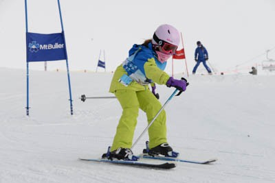 Ski Skool Race Day