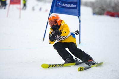 Alpine GS Div 5 Boys Race Photos