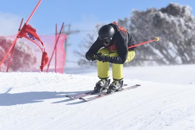 Division 1 Boys Ski Cross