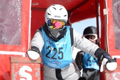 Division 1 Girls Snowboard Cross