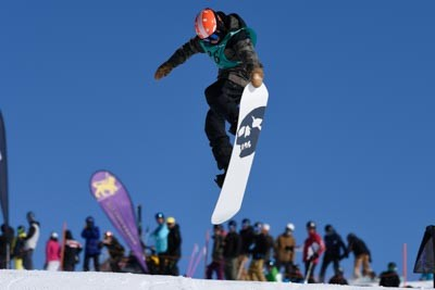 Division 3 & 2 Girls + Division 3 Boys Snowboard SlopeStyle