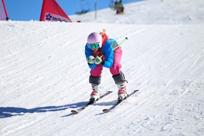 Division 1 Girls Ski Cross Final
