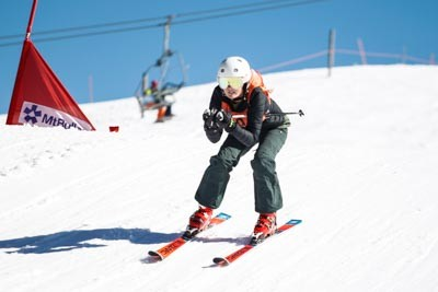Division 1 Girls Ski Cross (Bib 61-118)