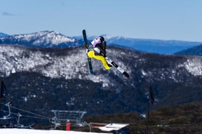 Division 3 Girls & 3 Boys Ski SlopeStyle
