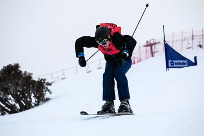 Division 2 Boys Ski Cross Final