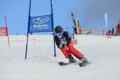 Division 3 Girls Challenger Alpine GS Race