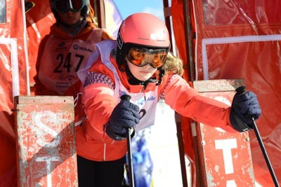 Division 3 Girls Challenger Alpine GS Gate