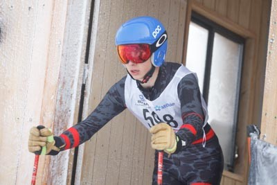 Division 2 Boys Alpine GS Gate Shots
