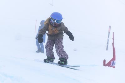 Division 5 Girls Snowboard Cross