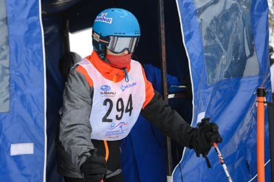 Division 3 Boys – Challenger Alpine GS Gate Shots