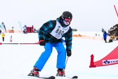 Multi Class Events Alpine GS Action