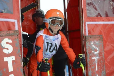 Division 6 Boys Alpine GS Gate Shots (BIB 150-95)