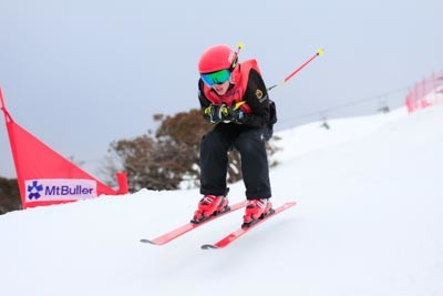 Division 5 Boys Ski Cross Finals