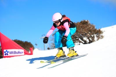 Division 4 Girls Ski Cross Finals