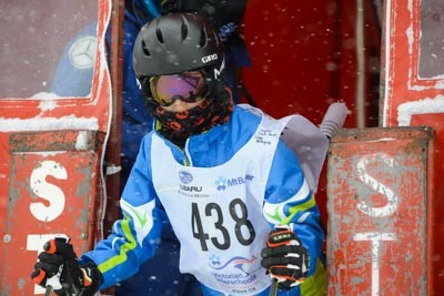 Division 5 Boys Alpine GS Gate Shots
