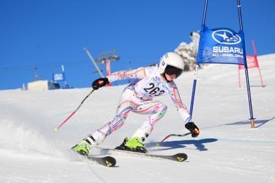 Division 4 Girls Alpine GS