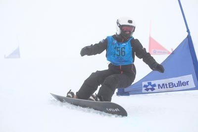 Division 3 Girls Snowboard GS