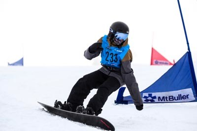 Division 3 Boys Snowboard GS