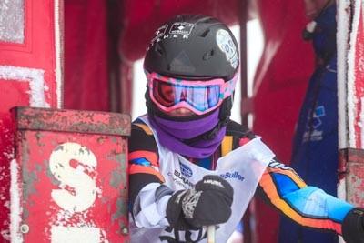 Division 5 Girls Alpine GS Gate Shots
