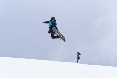 Division 1 Girls Slopestyle